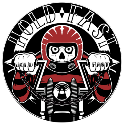 Holdfast (c) Harley Davidson Bikers Marseille