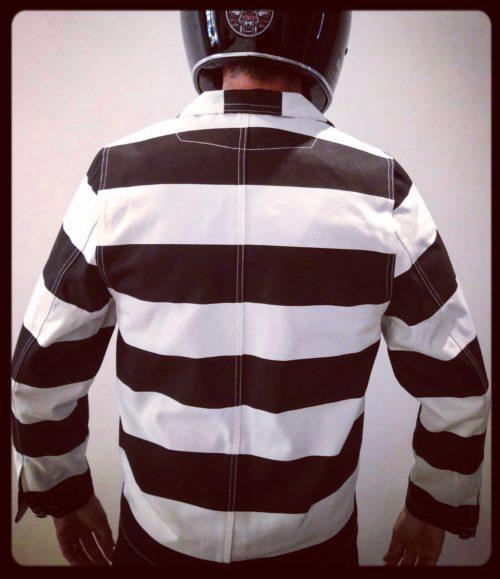 veste-prisonnier-denim-holdfast-rayée-noir-blanc-dos