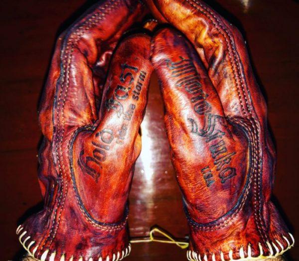 gants-cuir-moto-rouge
