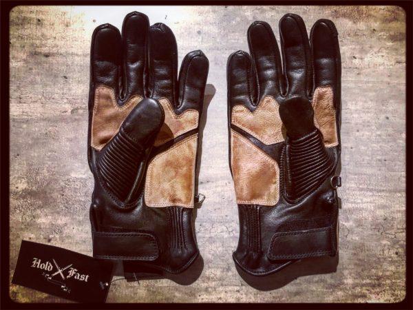 gants-moto-cuir-noir-vintage-le mans-1971-HoldFast-hiver-paire